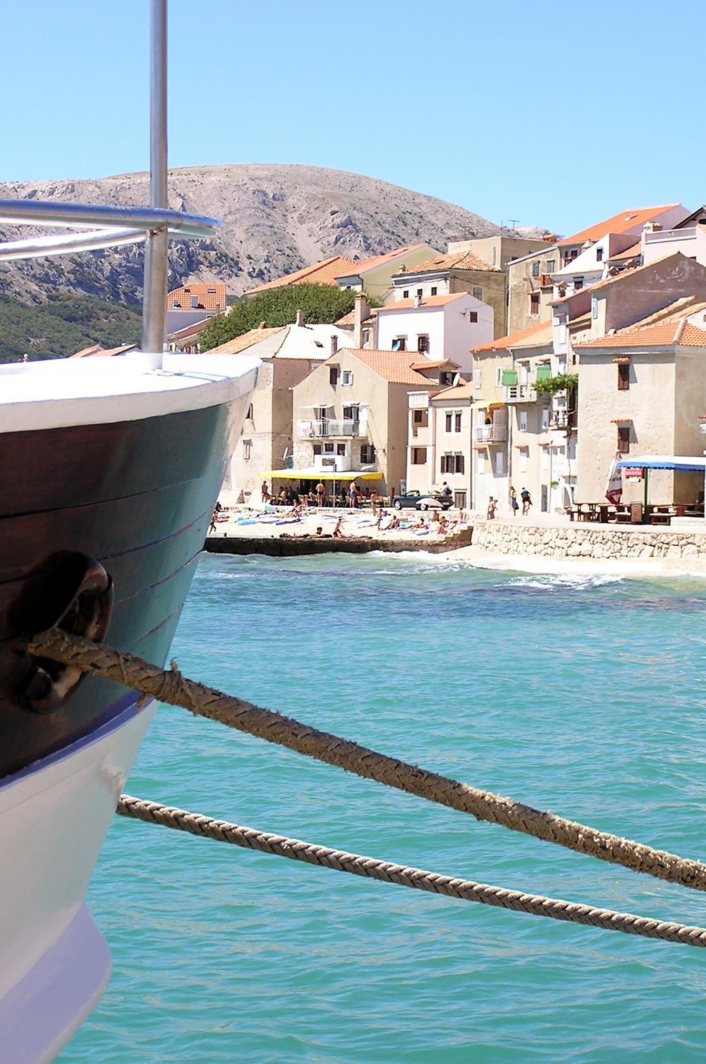 Ostrov Krk – dovolená