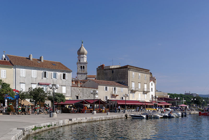 Ostrov Krk – přístav